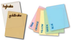 Silicone coated greaseproof baking papers