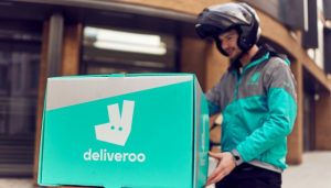 deliveroo - baking papers are used in these products