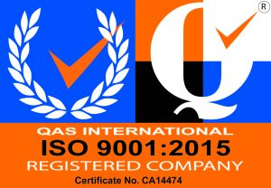 QAS ISO9001-2015 logo