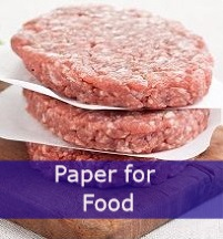Meat interleaving paper